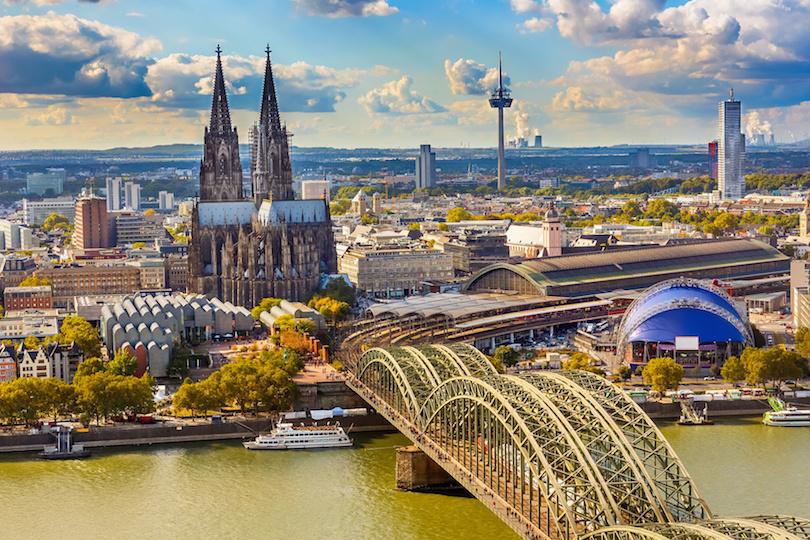 شهر کلن در آلمان