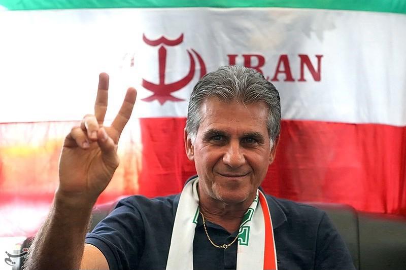 کیروش مربی فوتبال ملی ایران