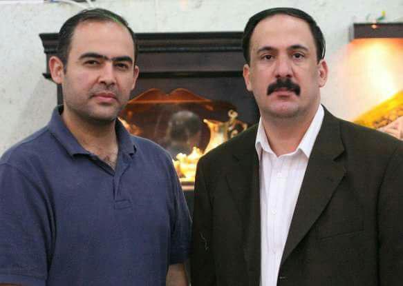 حسین دهباشی و محمد العریبی