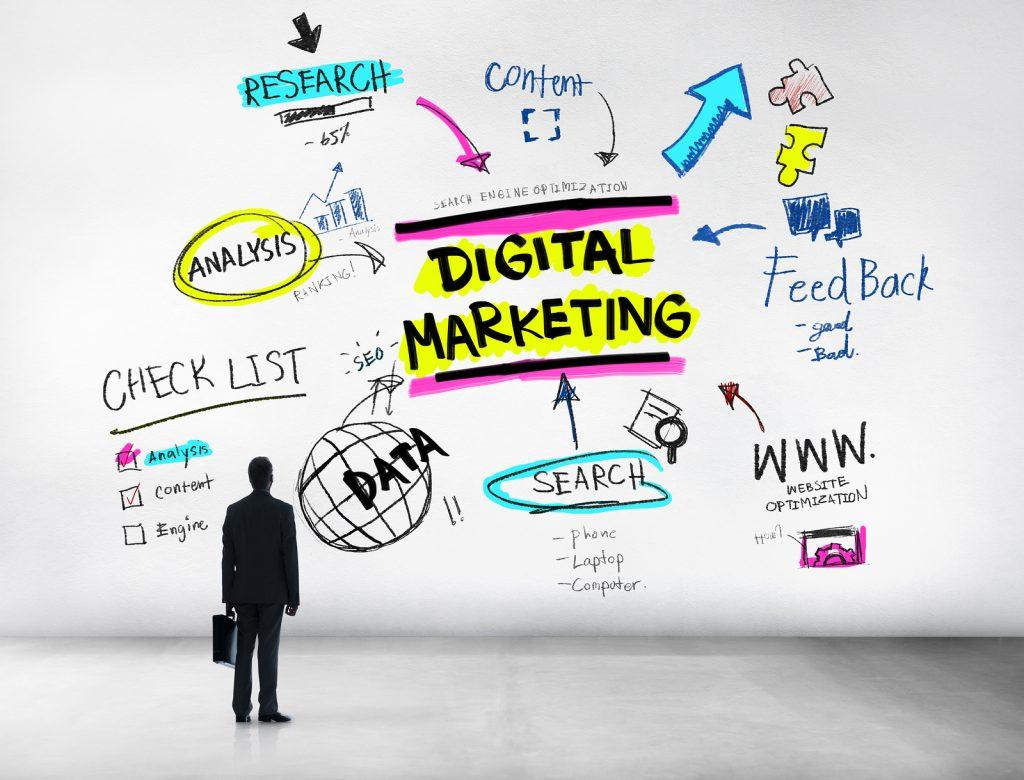 شغلهای نوظهور تحول دیجیتال متخصص دیجیتال مارکتینگ