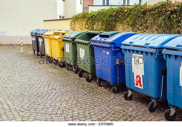 دفع زباله در آلمان